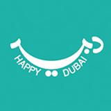 happy dubai logo