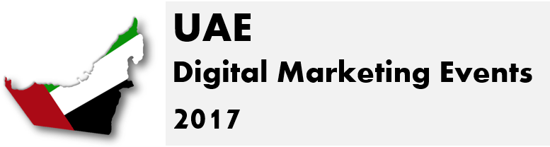 uae digital marketing events 2017