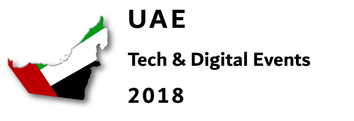 uae tech digital events 2018