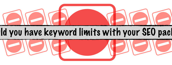 keyword limits seo