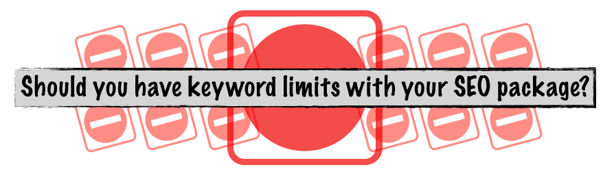 Why your SEO shouldn't be limited by keywords