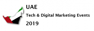 uae tech digital marketing events 2019