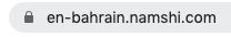 namshi bahrain url