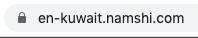 namshi kuwait url