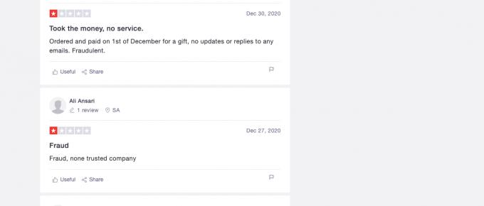 stamptogo reviews on trustpilot